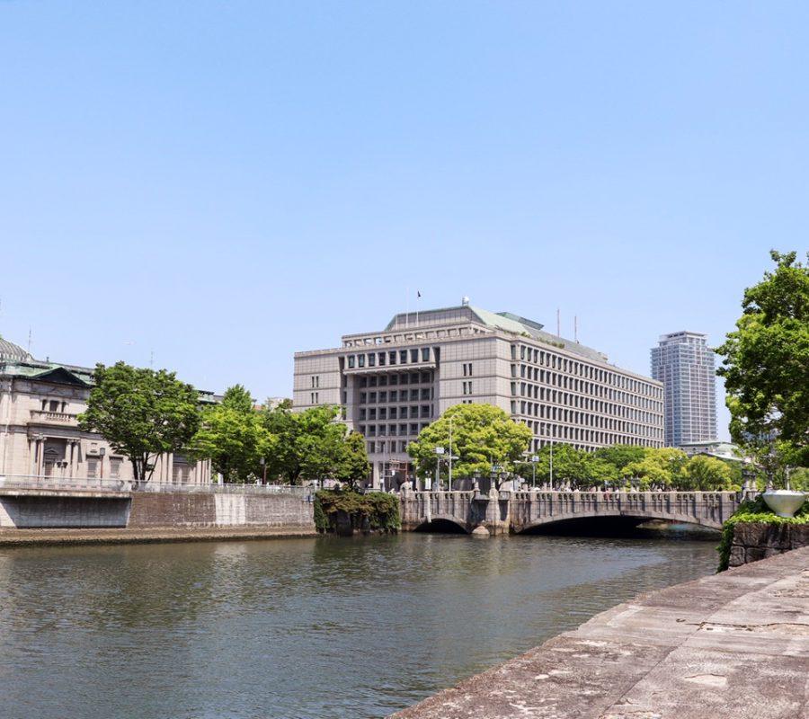 『淀屋』と『淀屋橋』の歴史に触れる