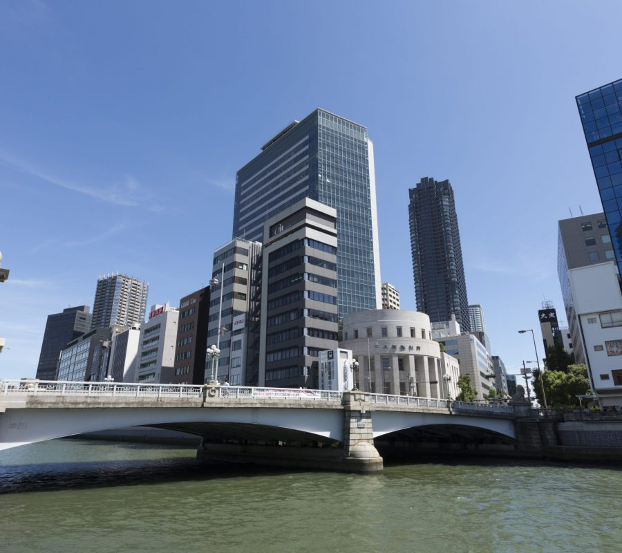 経済の要 北浜・淀屋橋