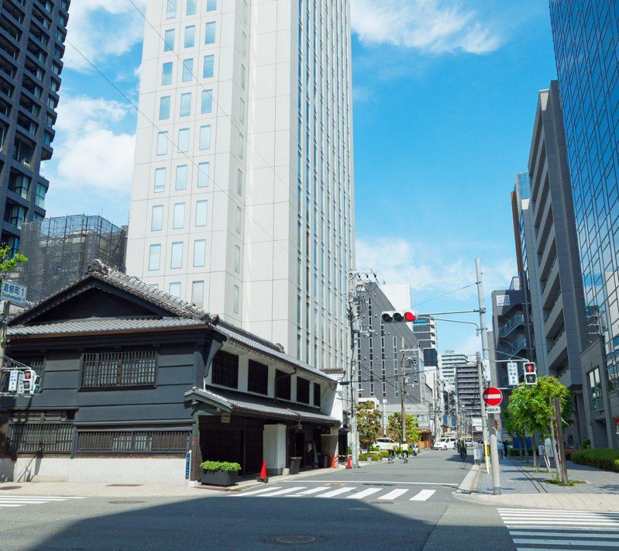 日本で最も古い製薬企業発祥の地