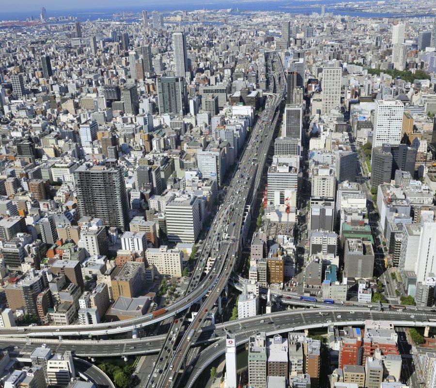 大阪の経済の中心『船場』