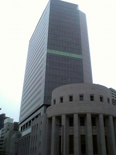 大阪証卷交易所大樓