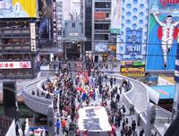 なんばエリアの魅力を発信!戎橋筋商店街PR動画(全5回)