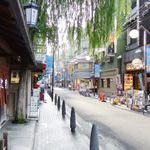 Shinsaibashi Shimizudori Shopping Arcade