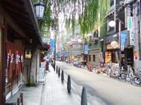 心齊橋清水通商店街