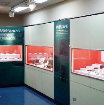 森宫遗迹展览馆
