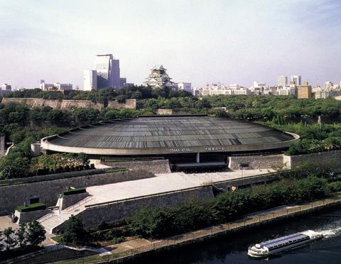 大阪城大厅