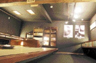 空堀 直木三十五記念館(上町台地コース)
