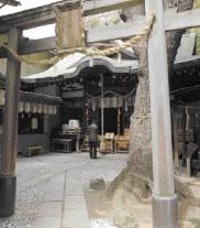 少彦名神社(神農さん)(町人文化コース)