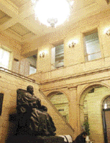 綿業会館 Mengyo kaikan Hall