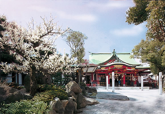 Goryo shrine