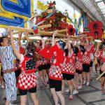 御津八幡宮夏祭