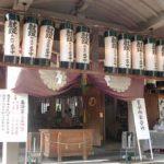 高津宮の夏祭