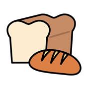 親子でパンづくり!