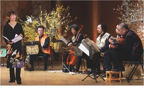 甦る天正の音色-大阪城で聴くルネサンス音楽-
