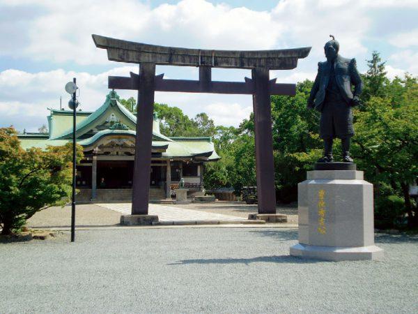 大阪城 豊國神社 節分・鎮魂祭