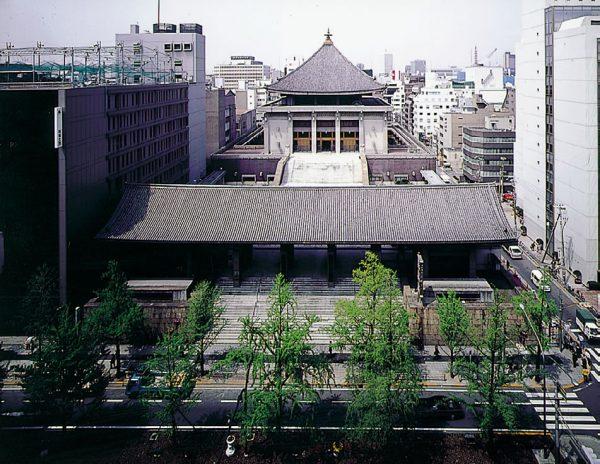 津村別院(北御堂)