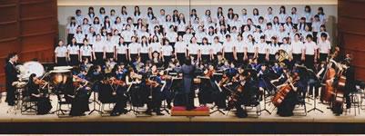 大阪府立夕陽丘高等学校 音楽科コンサート