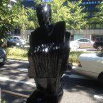 Midosuji Sculpture Street / L'accordeniste:W-11