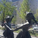 Midosuji Sculpture Street / Rhythm of Green:E-1