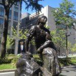 休息する女流彫刻家/アントワーヌ・ブールデル