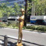 Midosuji Sculpture Street / Dancer:W-1