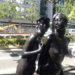 Midosuji Sculpture Street / Sisters:E-4