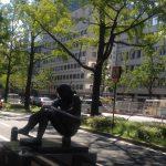 座る婦人像/エミリオ・グレコ
