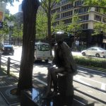 Midosuji Sculpture Street / In the Sunshine:E-6