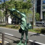 Midosuji Sculpture Street / Paean to The Nature:W-6