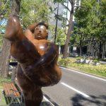 Midosuji Sculpture Street / Ballerina:W-8