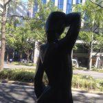 Midosuji Sculpture Street / Torse de Femme:W-9