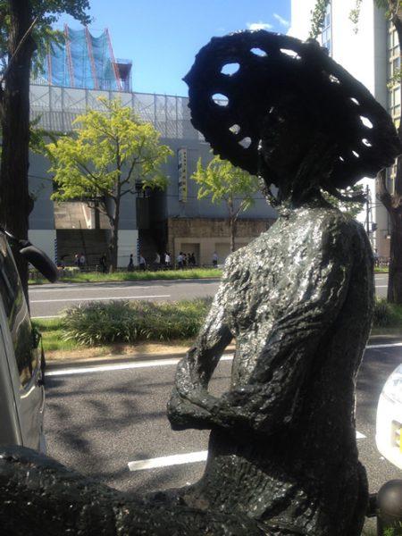 御堂筋彫刻ストリート / 渚:E-11