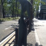 Midosuji Sculpture Street / Revelation:W-5