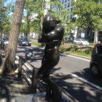 Midosuji Sculpture Street / Eve:W-7