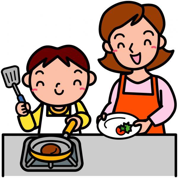 親子で楽しく食育教室