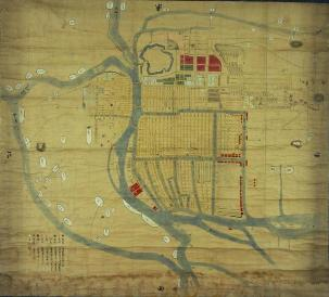 特別展「天下の城下町 大坂と江戸」