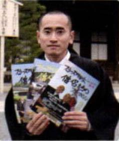 【まちの寺子屋】 フリースタイル僧侶による 『商店街 DE 写経+法話会』