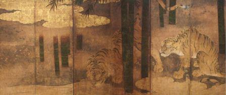 常設展「サムライと動物」