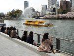 水都大阪 川開き 2017 はちけんやお花見フェスタ