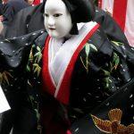 竹本座パネル