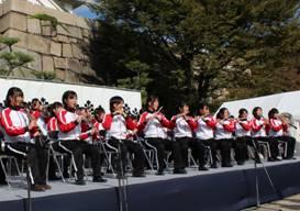大阪城ファミリーフェスティバル2013