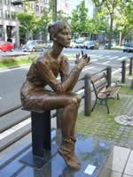 アートde散歩~御堂筋の彫刻を巡る~
