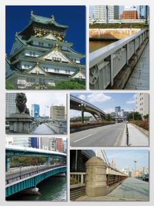 近松門左衛門 心中天網島ゆかりの橋と大阪城をめぐる