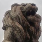難波橋 ライオン像(中央区)