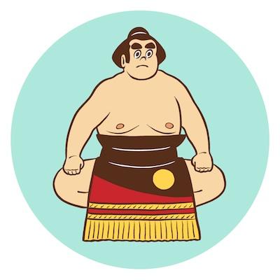 お相撲展 大阪場所 2014