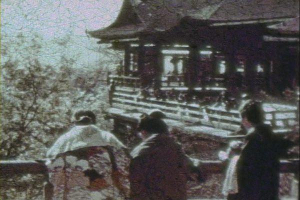 大阪歴史博物館 『戦前の8mmフィルム「春の京都・奈良」』