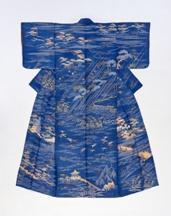 大阪歴史博物館 特集展示「意匠を読み解く 小袖の魅力」