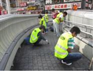『橋洗いブラッシュアップ大作戦 戎橋』参加者募集