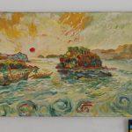 髙島屋 エキウエミュ-ジアム「海の景色展」