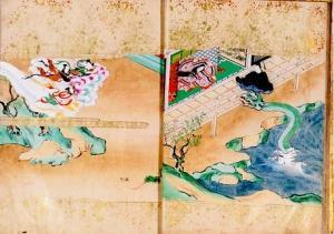 大阪府立中之島図書館 資料展示「たなばた 所蔵資料にみる伝承と風景」
